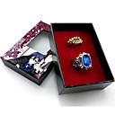 Šperky Inspirovaný Black Butler Ciel Phantomhive Anime Cosplay Doplňky kroužek Niebieski Stop / Umělé drahokamy Pánský / Dámský