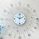 pravi željeza zidni sat mantianxing metala obrt sat spavaća modni zidni sat