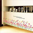 Kuća izmjenjivi malog životinje dječje sobe / spavaća soba zid naljepnice