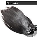 10-30inch 4 kusy syrového nezpracované panna indická vlasy, panna indická rovné vlasy
