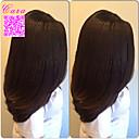 6a italština yaki peruánský lidský vlas paruky peruánský panna yaki přímo krajka přední paruky pro černé ženy