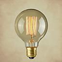 čistá měděná lampa čepice retro vinobraní e26 umělecké žárovka průmyslová žárovka 40 wattů