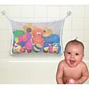 シャワールーム浴室のおもちゃの収納袋(ランダムカラー)