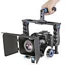 yelangu® aluminijski fotoaparat video sustav kavez kit film kit snimanju filmova