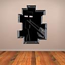 Crtani film / 3D Zid Naljepnice Zidne naljepnice Dekorativne zidne naljepnice,PVC Materijal Odstranjivo Početna Dekoracija Zid preslikača