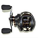 Baitcast Reels 6.3:1 14 Kugličnim ležajevima LjevakMorski ribolov / Mamac Casting / Ice ribolov / Jigging Ribolov / Slatkovodno ribarstvo