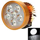 filaire 18w voiture électrique moto véhicule LEDs blanc froid 8000k 1000lm - or (12 ~ 80v)