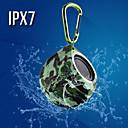 IPX7 vesitiivis Langaton Bluetooth kaiutin handsfree musiikkia mikrofoni imu auto suihku