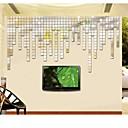 20ks 5 * 5 cm zrcadlová stěna samolepky na stěnu kutilství náměstí mozaiky samolepky na zeď