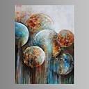 Zátiší / Fantazie / Volný čas / Moderní / Pop Art Na plátně Jeden panel Připraveno k Pověste , Vertikální