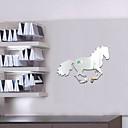 Zvířata / 3D Samolepky na zeď Nálepky na zeď zrcadlové , PS 35*25cm