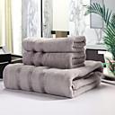 Frotir Set - towel:34*76cm   Bath towel:70*140cm - 100% bambus vlakna - Yarn Dyed