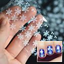 Lijep - 3D Nail Naljepnice / Nakit za nokte - za Prst - 3*1.5*5 - 1Pcs kom. - Other