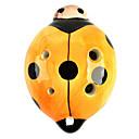 beruška styl 6-ti jamkové c-key Ocarina hudebního nástroje - oranžová