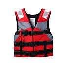 安全装置 / ライフジャケット キッズ ダイビング&シュノーケリング / 水泳 レッド / オレンジ / ブルー プラスチック-AOTU