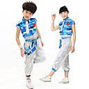 Dječji - Outfits - za Jazz ( Plav / Zelen , Šljokičasti , Šljokice )