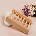 dřevěný rám dřevěný soap box manuální japonském stylu mýdlo rack