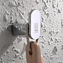HPB®,Háček na župan Chrom Na ze´d 5*4.5cm(2*1.8inch) Mosaz Moderní