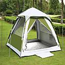 / 3-4 osoba Šator Dvaput Automatski šator Jedna soba šator za kampiranje Prozračnosti Ultraviolet Resistant Otporno na kišu-Kampiranje-