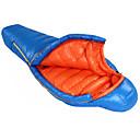 防風性 / 保温 / ビデオ圧縮 / 超軽量(UL) / 寒波 - 寝袋 ( レッド / ロイヤルブルー ) - ナイロン