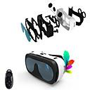 """vr box verze 3.0 vr virtuální realita 3D brýle + bluetooth ovladač pro 4 ~ 6,0 """"smartphone"""