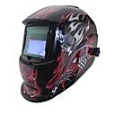 crne požara lubanje alat za zavarivanje solarna li baterija auto tamniju TIG mig MMA maske za zavarivanje / kacige / cap / kolutanje /