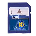 kudos gps Karta kartica, sa 4GB standardne SD kartice