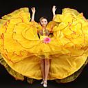 Cosplay Nošnje Princeza / Movie & TV Theme Costumes Festival/Praznik Halloween kostime Bijela Jednobojni HaljinaHalloween / Božić /