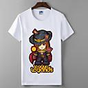 lol liga legende kartica cosplay majice pamučne likra