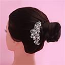 zvýraznění nevěsty perlové čelenka hřebeny hřeben korunu slitina nevěsta svatební šperky