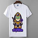 lol liga legendi blademaster skup serija Cosplay t-shirt junaci sindikata pamuk likra