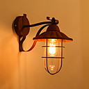 Mini Style Zidni svijećnjaci,Tradicionalni / klasični E26/E27 Metal