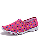 Women's Shoes Tulle Flat Heel Round Toe Flats Casual Pink / Purple / Almond