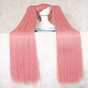 Fashionpink umělých vlasů ženský cosplay paruka super dlouhé rovné animovaný paruky karikatura paruky plné paruku