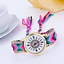 Dámské Módní hodinky Křemenný Materiál Kapela Vícebarevný