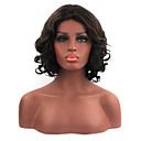 ženske moderne crne boje srednje dužine vrhunske kvalitete sintetička perika