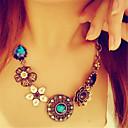 Ogrlice Ogrlice s privjeskom Jewelry Party / Dnevno / Kauzalni Moda / Vintage Kristal / Legura Zlatna 1pc Poklon