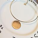 Náhrdelníky Obojkové náhrdelníky / Náhrdelníky s přívěšky Šperky Denní / Ležérní Bohemia Style / Osobnost Slitina Zlatá 1ks Dárek