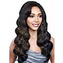 Top najbolje prodaju prirodnog crna duga tijelo valovite sintetička perika sintetičke kose žene perika