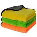 autoyouth mimořádně silná plyšové čistící mikrovlákno auto utěrky autokosmetiky mikrovlákno vosk leštění popisovat ručníky 3 barvy