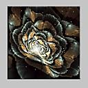 E-home® rastegnut na čelu platnu print umjetnosti cvijet bljesak djelovanje dovelo trepće optičke ispis