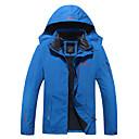 Planinarenje Softshell jakne MuškarciVodootpornost / Prozračnost / Ugrijati / Quick dry / Vjetronepropusnost / Podesan za nošenje /