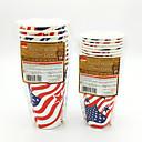 1set Paper Drinkware / Paketi na temu zabave