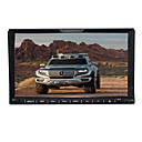 7-inčni TFT zaslon 2 din in-dash auto DVD player sa Bluetooth, navigacijski pročitati GPS, iPod-ulazni, tv
