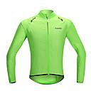 SANTIC® Biciklistička jakna Žene / Muškarci / Uniseks Dugi rukav BiciklVodootpornost / Quick dry / Vjetronepropusnost / Otporno na kišu /