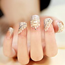 24 nevjesta manikura noktiju naljepnice lažno proizvoda za njegu noktiju manikura