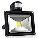 30ワット3300lm ac85-265vハイパワー人体誘導が投影ランプを率いて