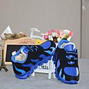 Za dječake Sneakers Jesen / Zima Others / Udobne cipele PU Ležerne prilike Mat selotejp Plava / Zelena / Crvena