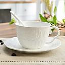 Minimalisme Articles pour boire, 250 ml Motif géométrique simple Céramique Café Thé Tasses de Thé