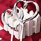 Figure za torte Non-personalizirane Hearts Smola Pink Klasični Tema OPP